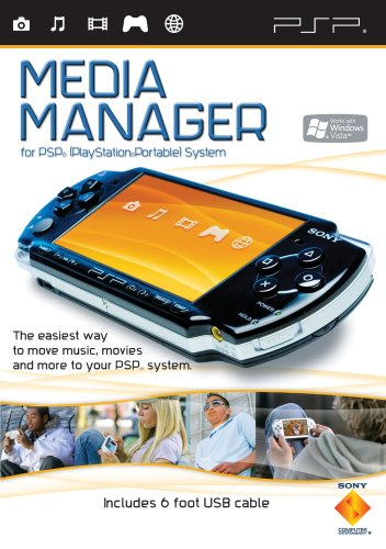 PSP MAX Media Manager Pro - Codejunkies US