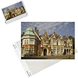 Photo Jigsaw Puzzle of The Mansion, Bletchley Park, the World War II code-breaking centre, from Robert Harding