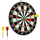 BaiLi Dart Game Set With 4 Darts And Board Dart Board