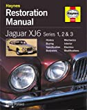 Jaguar XJ6: Series 1, 2 & 3 (Restoration Manuals)