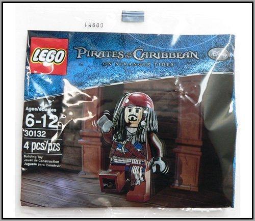 LEGO-Pirates-of-the-Caribbean-Jack-Sparrow-Minifigure-Nintendo-Wii