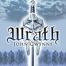 Wrath: The Faithful and Fallen, Book 4 Audiobook by John Gwynne Narrated by To Be Announced