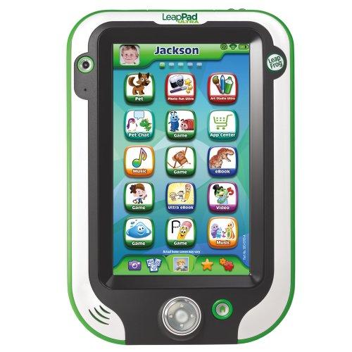 LeapFrog LeapPad Ultra Kids Learning Tablet - Green