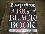 Esquire Big Black Book, 5th Anniversary Edition (Fall-Winter, 2011)