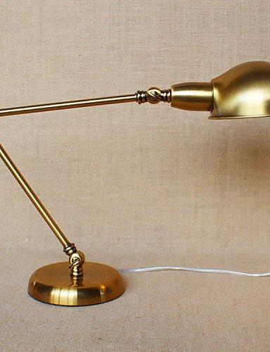 gjy-lampes-de-bureau-moderne-contemporain-traditionnel-classique-metal-bras-amovible-220-240v