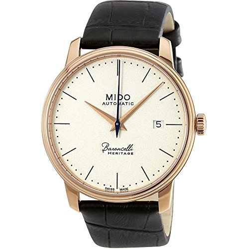 mido-mens-baroncelli-ii-39mm-black-leather-band-rose-gold-plated-case-automatic-watch-m0274073626000