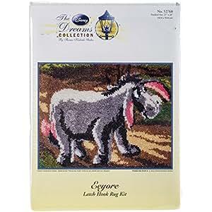 M C G Textiles 52768 Eeyore Rug Disney Dreams Collection