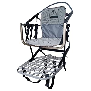 Tree Stand by Lone Wolf by Lone Wolf Wide Sit & Climb Combo II Stand