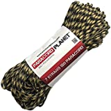 Paracord Planet 50 550lb Type III Knights Paracord