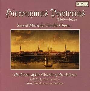 Sacred Music for Double Chorus