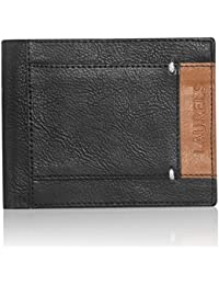 Laurels Fury Black Men's Wallet (LW-FRY-0206)