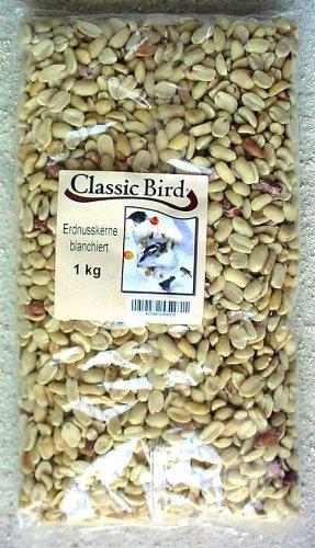 10er Pack Classic Bird Erdnußkerne, blanchiert