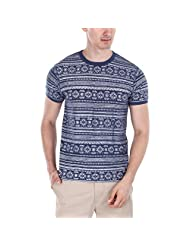 Zobello Men's Cotton T-Shirt - B00PNL0AS8