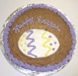 Scott's Cakes 2 lb. Chocolate Chip Cookie Cake with Iced Easter Egg