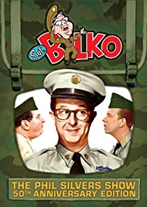Sgt. Bilko: The Phil Silvers Show-50th Anniversary Edition