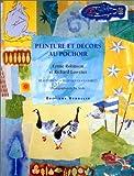 echange, troc Lynne Robinson, Richard Lowther - Peinture et décors au pochoir