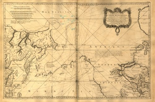 Old Nautical Maps for Sale  1700-1799 Old Nautical Chart