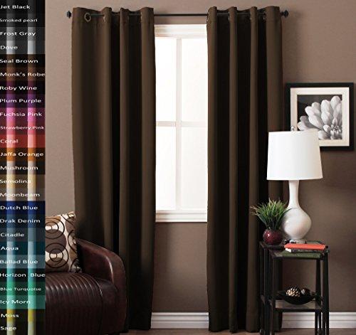 Blackout Curtains blackout curtains 90×90 : Curtains 90x90 eyelet blue - StoreIadore