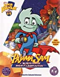 Pajama Sam in No Need To Hide When It's Dark Outside