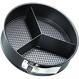 Zenker Non-Stick Carbon Steel 3-in-1 Springform Pan, 10-Inch