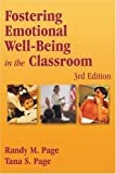 Fostering Emotional Well-Being in the Classroom, Third Edition