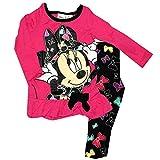 Disney Minnie Mouse Toddler Girls 2 Piece Tunic Leggings Set 12M-5T (18 Months)