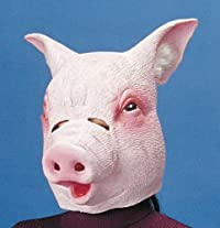 アニマルマスク 豚