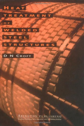 Heat Treatment Of Welded Steel Structures