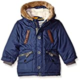 Carter's Boys' Infant Heavyweight Fashion Parka, Navy, 24 Months
