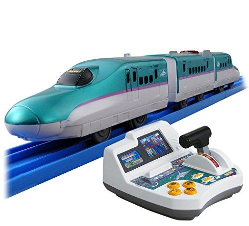 プラレール ぼくが運転!マスコン北海道新幹線はやぶさ 【特典:運転席載せ替えシート付】