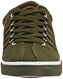 Sparx-Mens-Olive-Canvas-Sneakers-8-UK