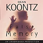 False Memory | Dean Koontz