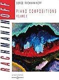 echange, troc Rachmaninoff - Piano compositions Volume 3 - Piano