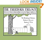 """The Treehorn Trilogy: """"The Shrinking of Treehorn"""", """"Treehorn's Treasure"""", AND """"Treehorn's Wish"""""""
