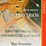 Trio Italiano Schumann: Piano Trios Vol. 2