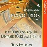 Trio Italiano Schumann: Piano Trios Vol. 2
