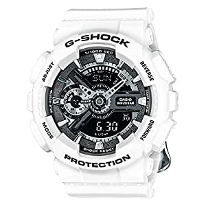 Shock GMA-S110F-7AER Small G-Shock Uhr Watch Montre Orologio: Watches
