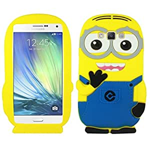 samsung galaxy j2(2015) Cute Cartoon Despicable Me Minion Back Case cover by mobbysol
