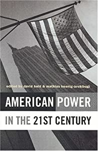 "Cover of ""American Power in the 21st Cent..."
