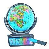 Oregon - Smart Globe Infinity Silver, juguete educativo (Diset 504964)