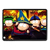 South Park Theme Case Cover for IPad Air - Hard PC Back&4 sides TPU Protective Case Shell