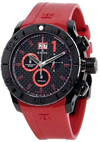 EDOX 10020 37N NRO2 - Reloj para hombres