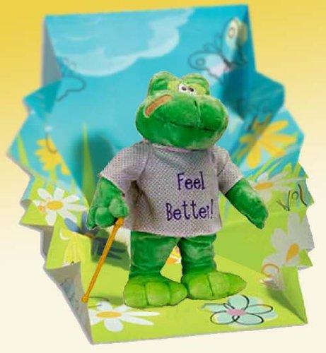 Feel Better Hoppy the Frog