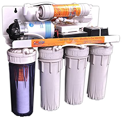 Orange OEPL_17 8 to 10 ltrs Water Purifier