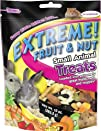 F.M. Browns Extreme Fruit and Nut Small Animal Treat 10-Ounce
