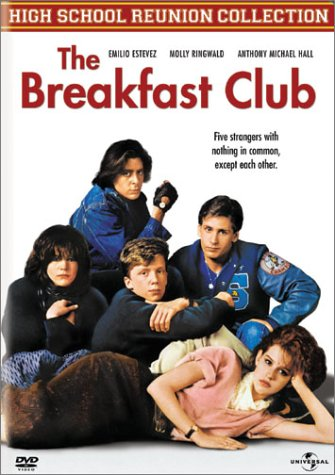 "Cover of ""The Breakfast Club (High School..."