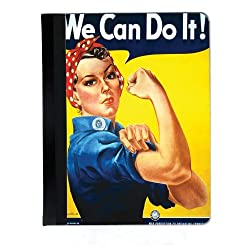 Rosie The Riveter iPad 2, 3rd and 4th Generation Cover