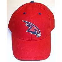 Atlanta Hawks Adjustable Velcro Nba Elevation Hat - Osfa - XZ176