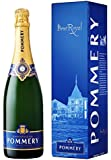 Pommery Brut Royal Champagne in Geschenkverpackung (1 x 0.75 l)