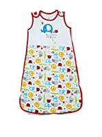 Pitter Patter Baby Gifts Saco de Dormir (Multicolor)